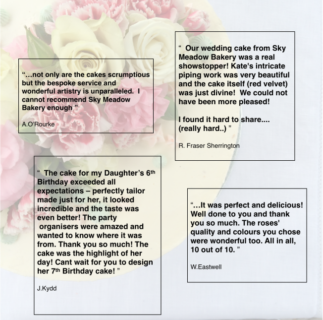 Client quotes - Sky Meadow Bakery