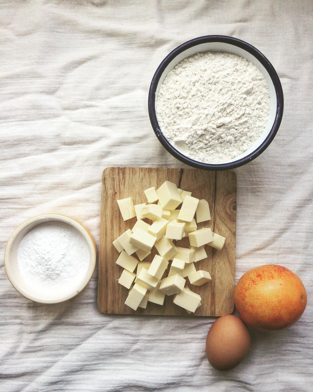 Sweet shortcrust pastry - Sky Meadow Bakery blog