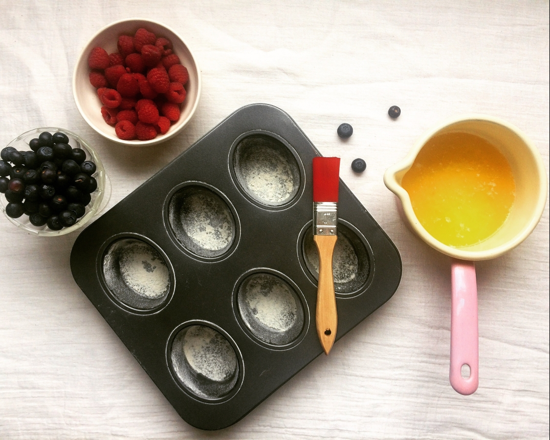Friands - Sky Meadow Bakery blog